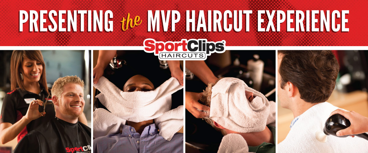 The Sport Clips Haircuts of Blue Springs MVP Haircut Experience